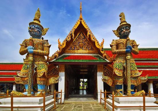 泰国曼谷芭提雅6日5夜经济游_游人游记