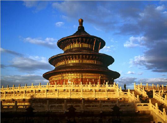 喜气洋洋— 北京六天双飞特惠之旅