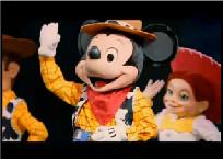 来迪士尼童话世界吧