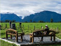 在新西兰看具有中国园林特色的花园_游人游记