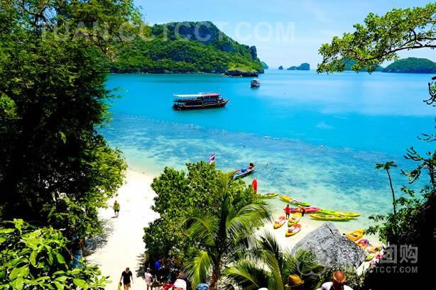 泰国苏梅岛,宁静海滩_旅游攻略