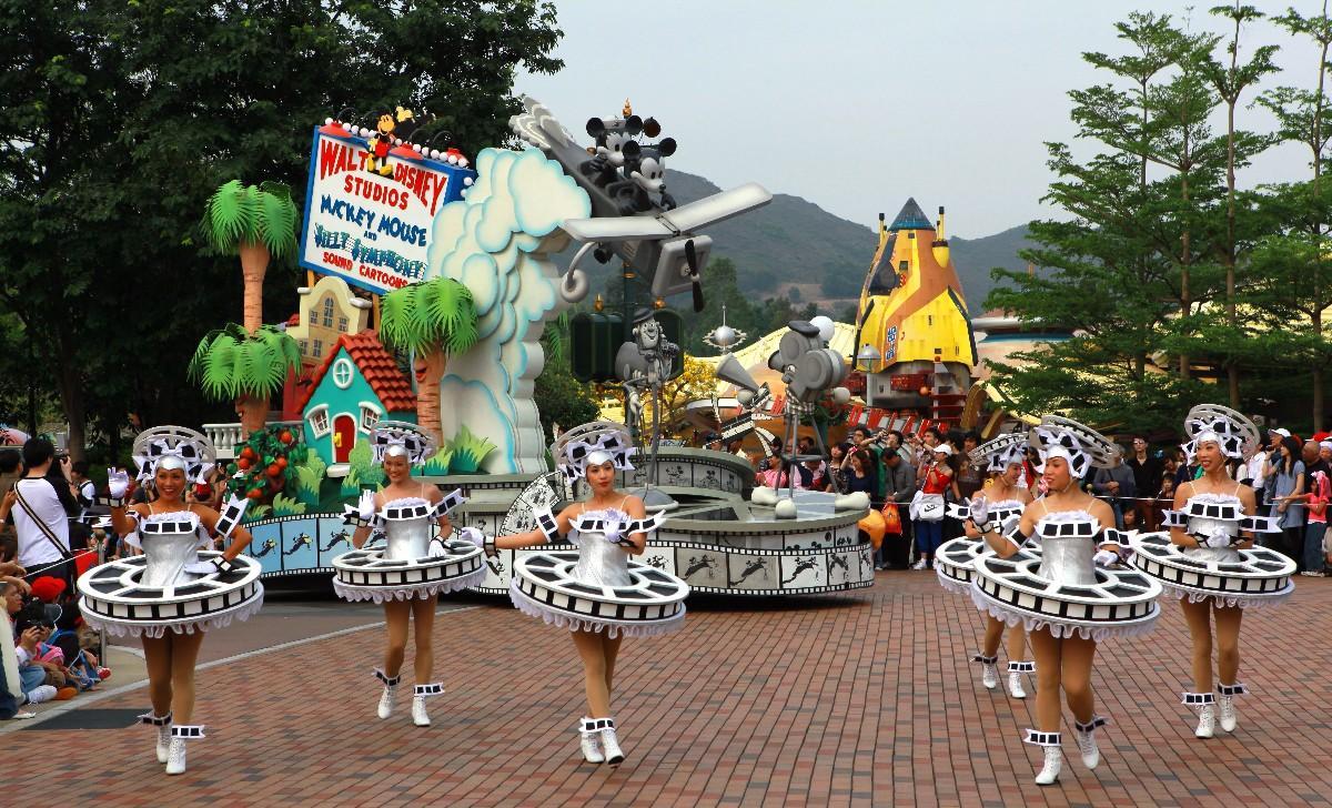 香港迪士尼乐园17