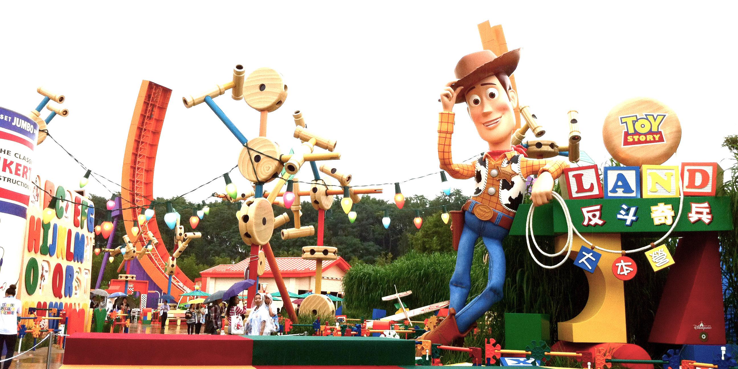 香港迪士尼乐园3