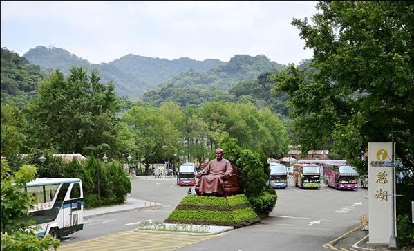 慈湖风景区