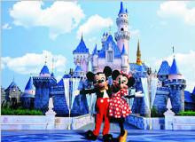 【自助游】海洋公园迪士尼等各大景点门票