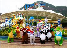 【高品纯玩四钻】港澳海洋公园+迪士尼乐园+自由行五日游(广州往返)