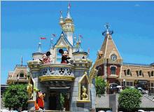 【高品纯玩三钻】港澳观光+港珠澳大桥+迪士尼乐园四日游
