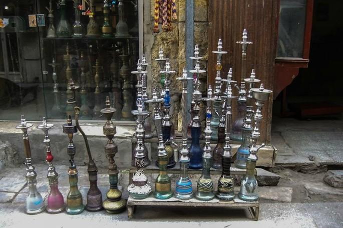 汗哈利利市场