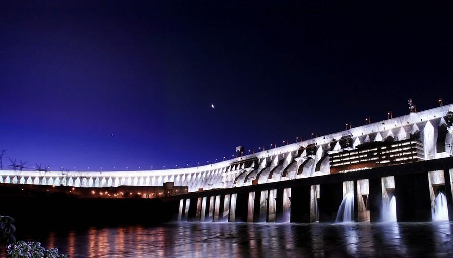 TAIPU水坝