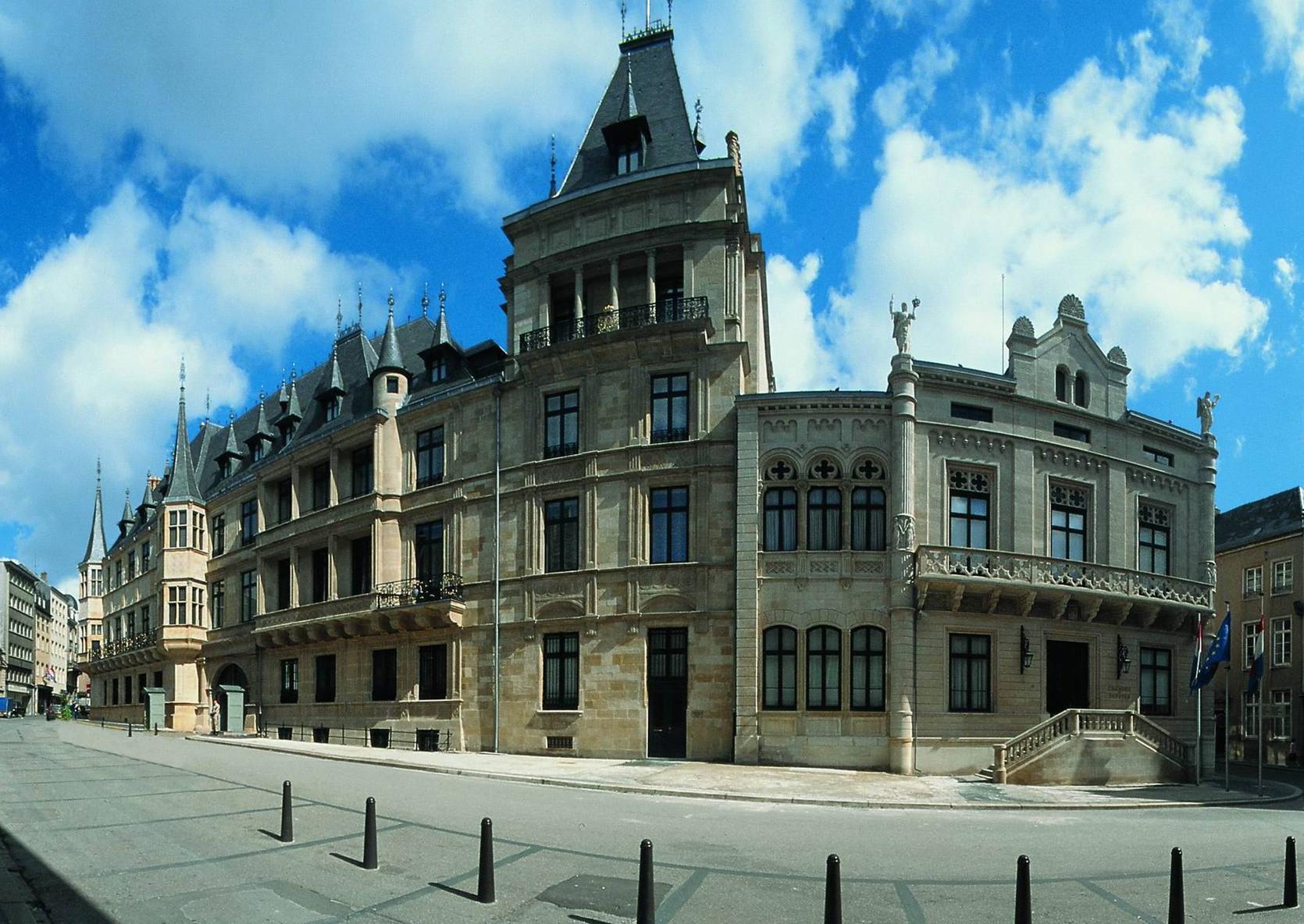 卢森堡-大公馆