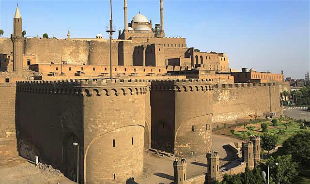 萨拉丁古堡
