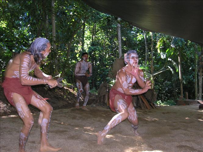 库兰达热带雨林自然公园