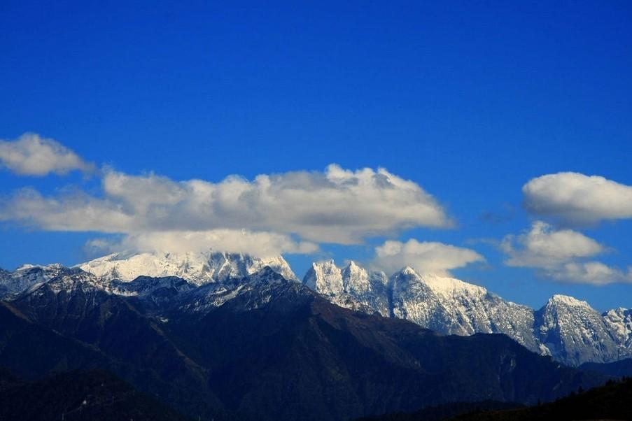 石卡雪山风景区4