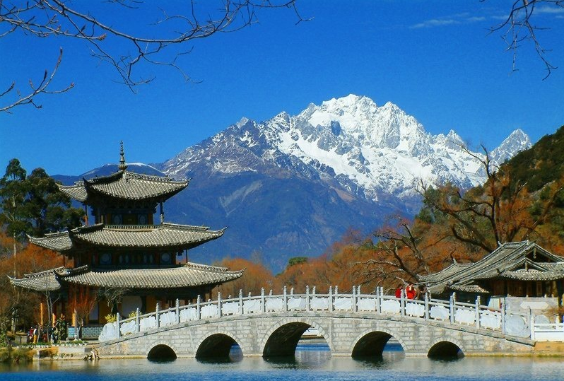 玉龙雪山4