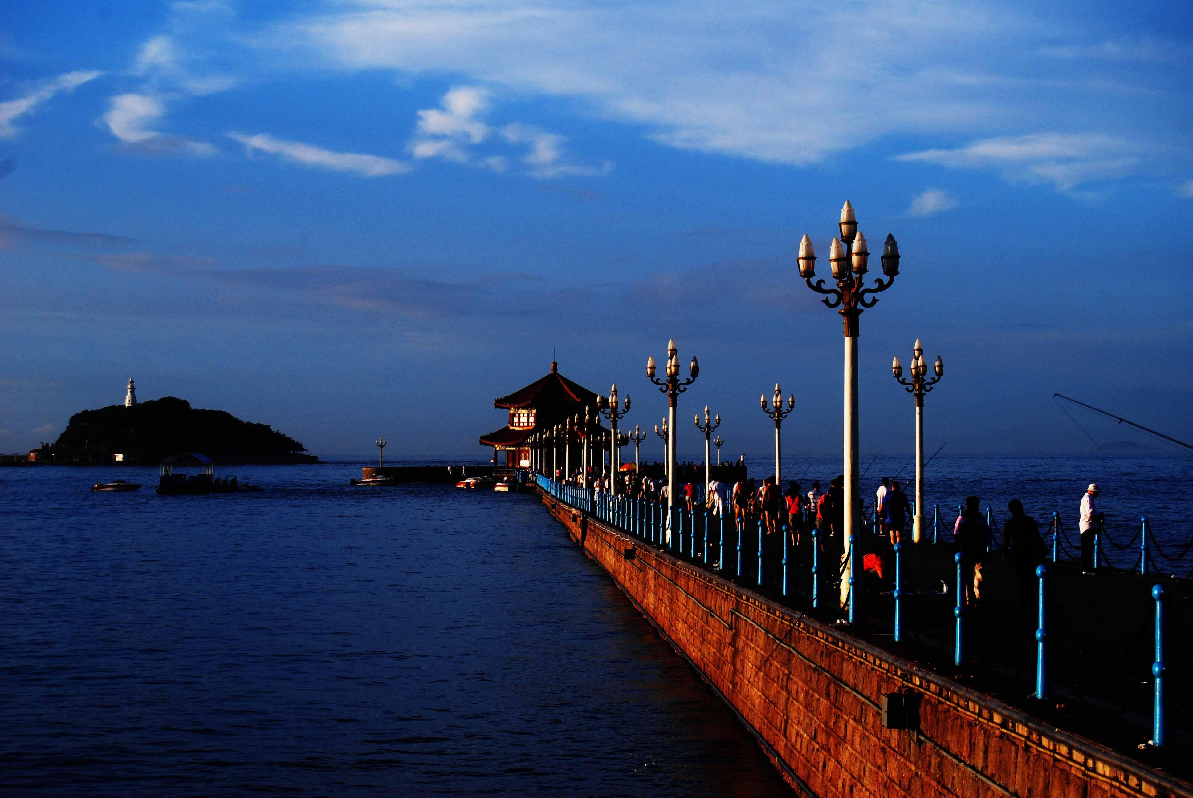 青岛的栈桥是属于哪个区的?