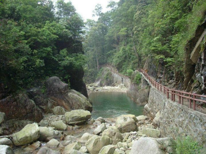 南岭国家森林公园4