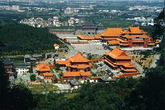 【佛山】三水温泉、CCTV南海影视城、金装卧佛、岭南新天地美食2日游