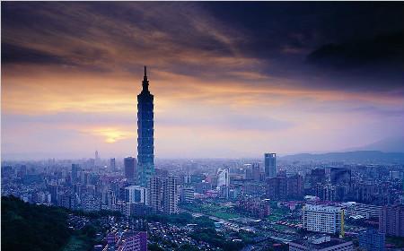台湾西线精华五天品质游