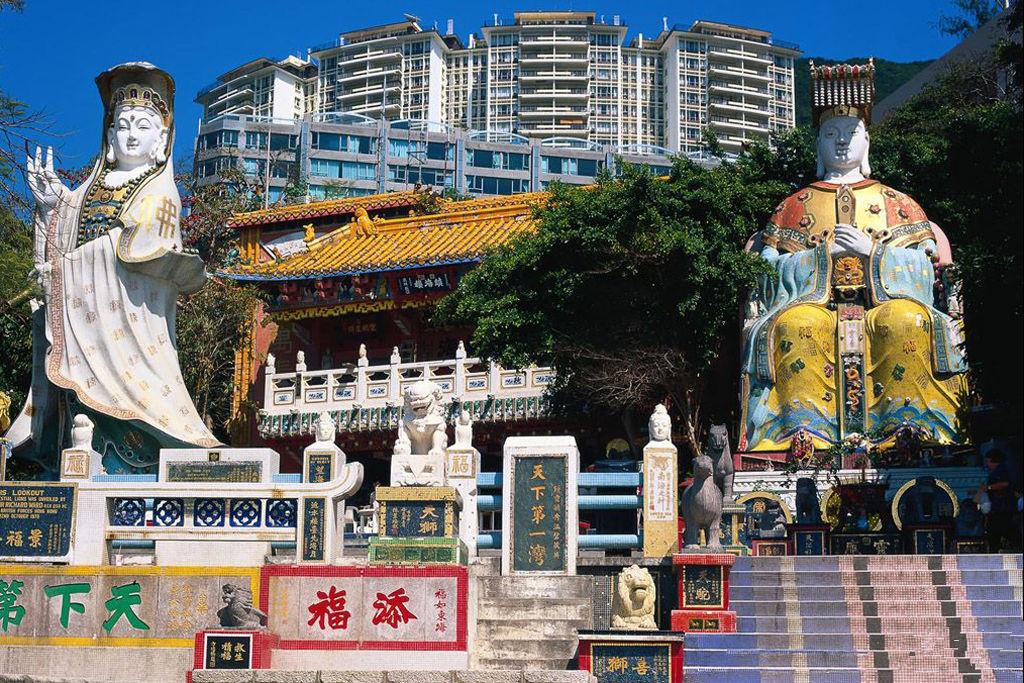 【大屿山精选系列03】香港大屿山+市区观光+澳门三日游