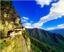 尼泊尔不丹全景五星八天七晚品质游(香港往返)