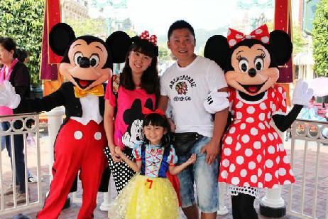 【高品纯玩三钻】港澳蜡像馆+迪士尼乐园+港珠澳大桥四日游