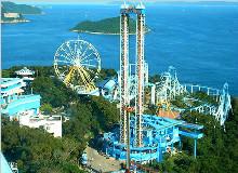 【超值品质】香港海洋公园+迪士尼乐园三日游(重庆往返)