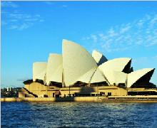 【澳洲名城】+新西兰北岛十日游