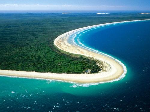 沙岛_【唯美费沙岛】 澳洲自然奇观九天寻美之旅