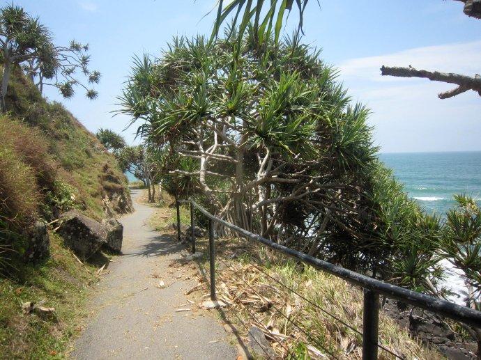 伯利岬健行步道
