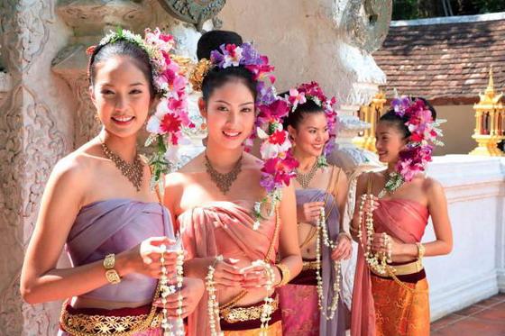 泰国欢迎您