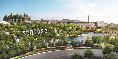 圣淘沙名胜世界娱乐城