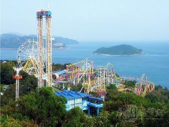 【超值品质】香港海洋公园+迪士尼乐园三日游(杭州往返)