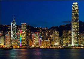 【超值品质】香港观光+迪士尼乐园+自由行四日游(武汉往返)
