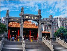 【超值品质】港澳观光+迪士尼乐园+自由行六日游(昆明往返)