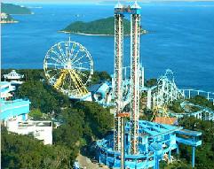 【超值品质】香港海洋公园+迪士尼乐园三日游(青岛往返)