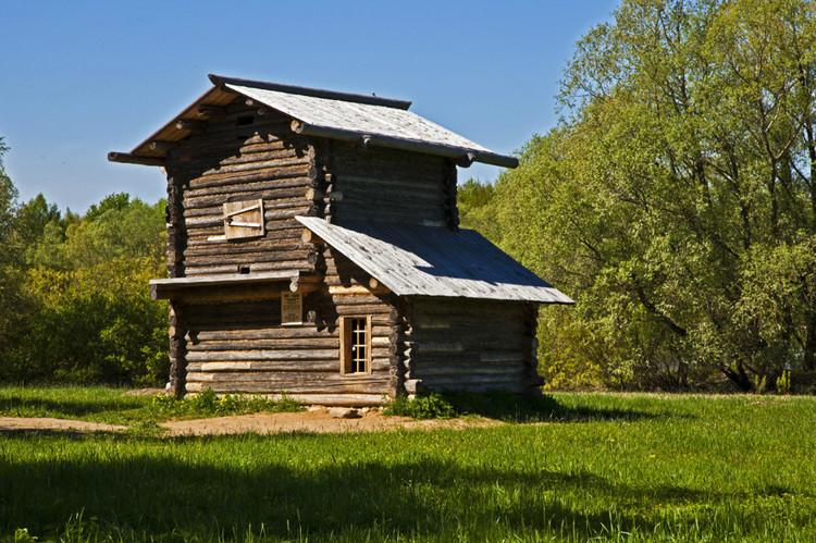 木结构建筑博物馆